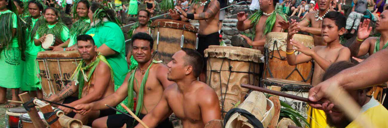 La Sacem Polynésie protège vos œuvres